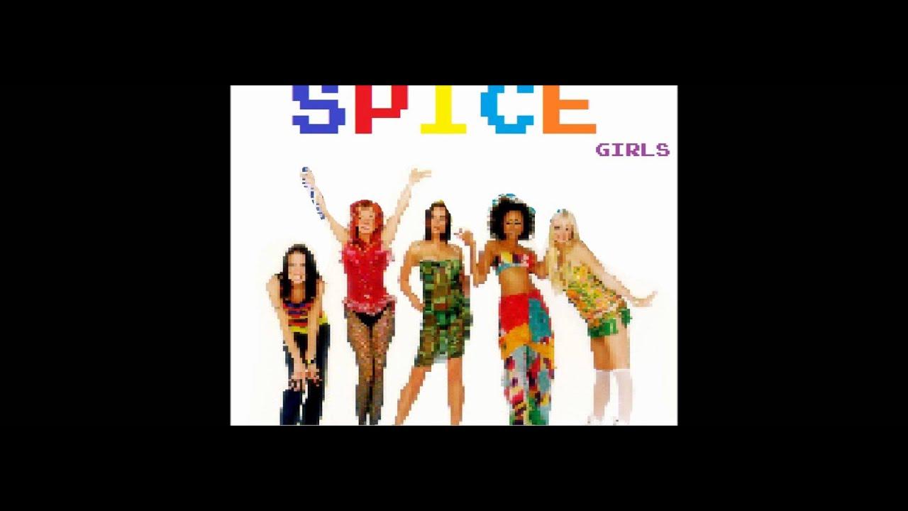 Naked (Trace Adam 8-Bit Remix Instrumental) - Spice Girls