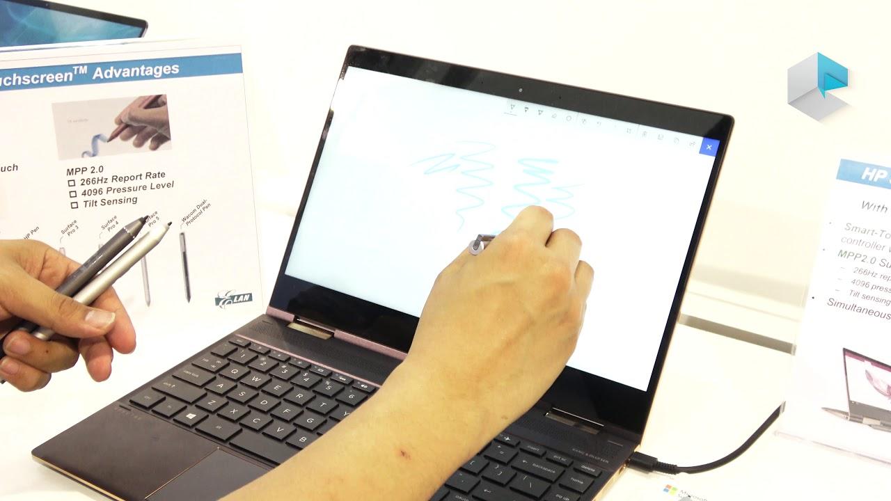 HP Tilt MPP2.0 Rechargeable stylus pen