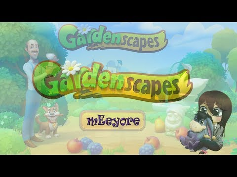 Gardenscapes ~ Level 1167