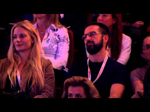 The world eats its children - A challenge to the TED community: Sam Conniff at TEDxAthens 2012
