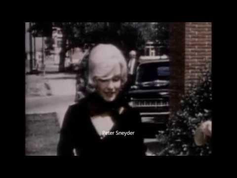 RARE Marilyn Monroe - Arriving At Christening Of Clark Gable's Son, John, 1961