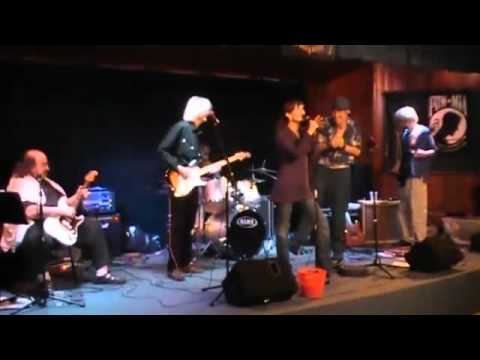 Red House by The Wailin' Wolves Band w/ Demian Bel...
