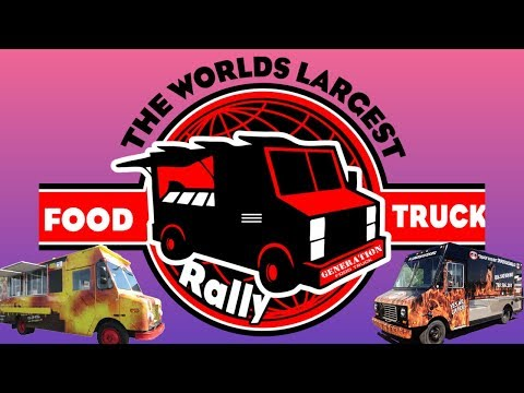 World's Largest Food Truck Rally In Clearwater Florida