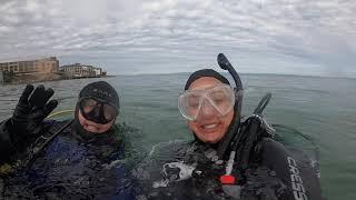 UP Divers @Breakwater, Monterey Jan 30 31, 2021