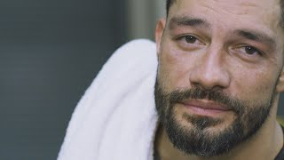 Roman Reigns recalls one of his most special in-ring moments (WWE Network Exclusive)