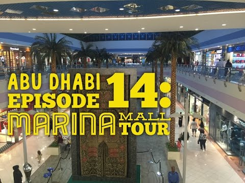Best of Abu Dhabi Episode 14: Marina Mall Tour Corniche by HourPhilippines.com
