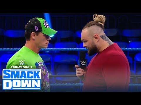 John Cena on Bray Wyatt: 'He is not the future of WWE' | FRIDAY NIGHT SMACKDOWN