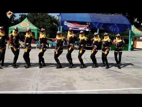 Lomba Joged Komando Indah SMAN Situraja Sumedang   episode 4