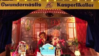 Dr Kasperli blibt Daheim  (mit Wettbewerb für Kinder!)