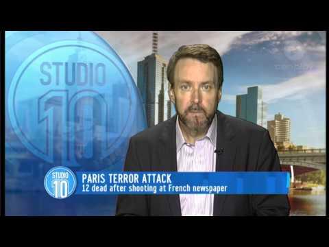 Professor Greg Barton On Paris Terror Attack
