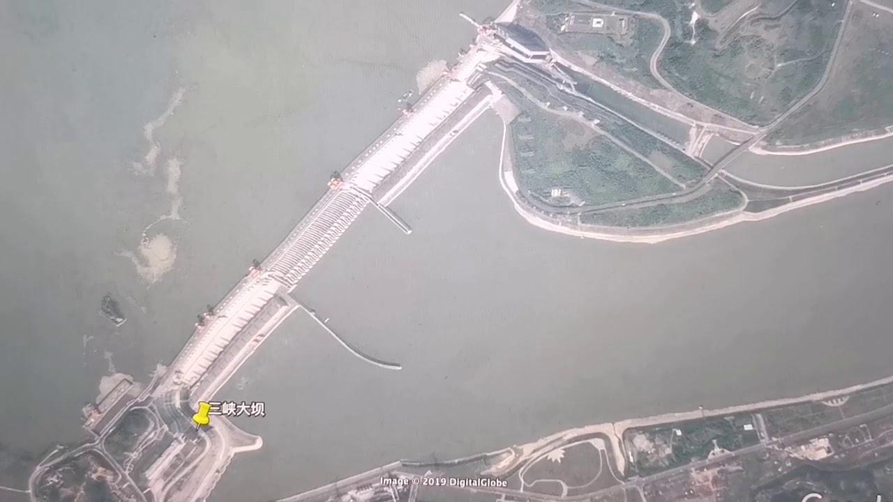 一起来看看中国三峡大坝是否真的变形了