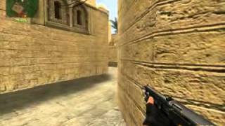 Counter-Strike: Source de_DUST2 2v2 EXPERT BOTS Part1