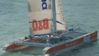 BBC Action: Kingfisher 2 , Formula 1 of Sailing - Ellen MacArthur: Eye of the Storm
