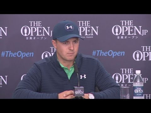 Spieth: Olympics decision was the hardest of my life