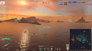 World of Warships - CVs are fine, they're working as intended