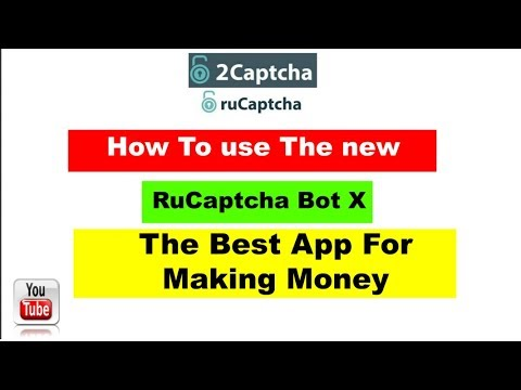 How to use 2captcha Bot X