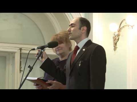 Willy Weiner - Piano pieces in C, Moscow 2012