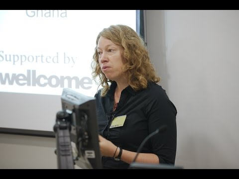 Dr  Heather Hamill - Collecting Ethnographic Data in Tanzania and Ghana