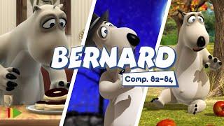 Бернард - 82-84 | Compilation  | Мультфильмы |
