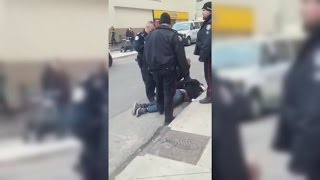 Video of arrest sparks questions of Toronto police tactics
