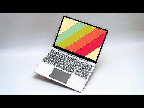 Microsoft Surface Laptop Go Review // This is Special!