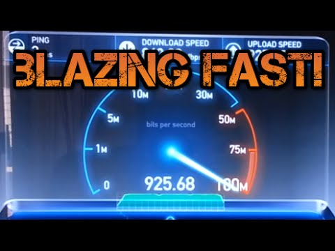 Kansas City Power and Light Speed Test