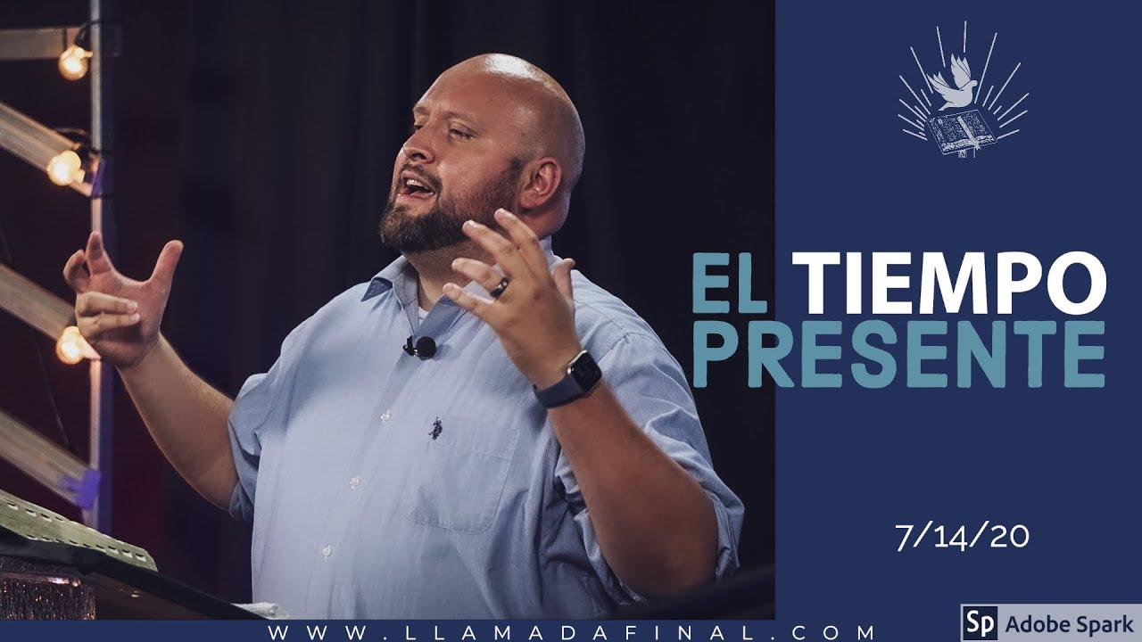 El Tiempo Presente   Romanos 8:18   Pastor Pablo Azurdia   www.llamadafinal.com