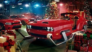 Dodge Challenger SRT wishes you a Merry Christmas!!