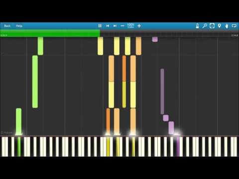[ID] Instrumental Cover: Berita Kepada Kawan - News for a Friend (Synthesia)