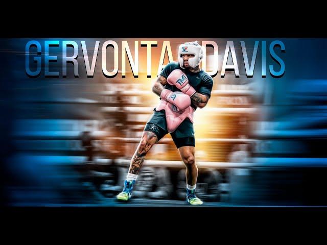 GERVONTA DAVIS - Sparring   Best Moments