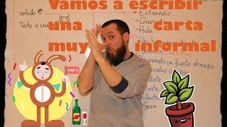How to write aฑ informal letter