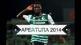 Djaniny Tavarez- All Goals Liga MX Part. 1 (2014-2016)