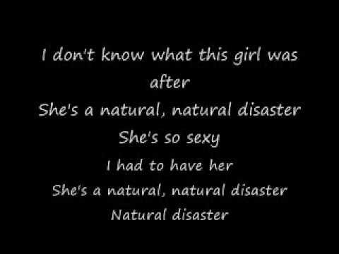 Natural Disaster (with Lyrics)  Plain White T's Youtube