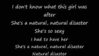 Natural Disaster (With Lyrics) - Plain White T