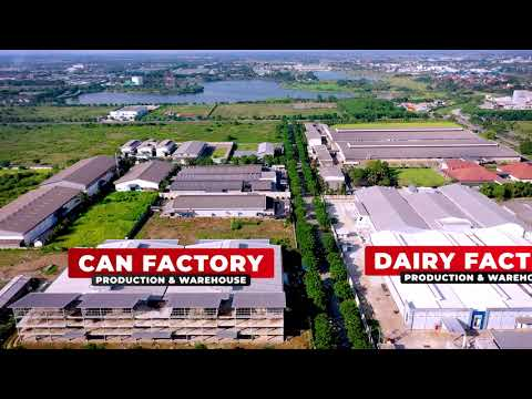 BIG Aerial Progress Can & Dairy Factories December 2020