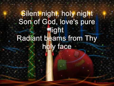 Michael Bublé - Silen Night / Lyrics