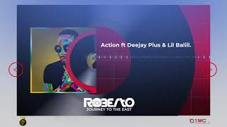 Roberto - ACTION (Official Audio) ft. Deejay Pius & Lil Baliil