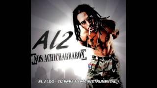 Los Aldeanos - Tu eres mi et Instrumental  ((instrumental-tu eres mi et))
