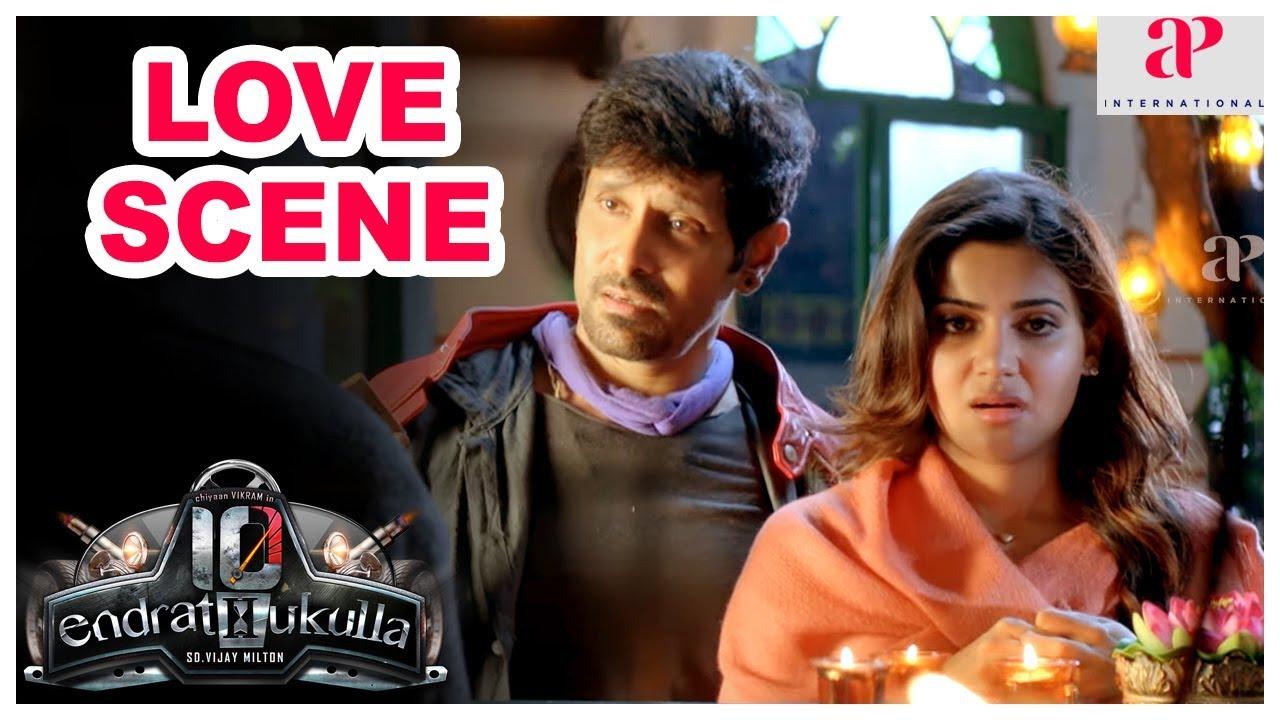 Download 10 Endrathukulla Movie Love Scene | Vikram | Samantha | Pasupathy | Rahul Dev | Ramdoss