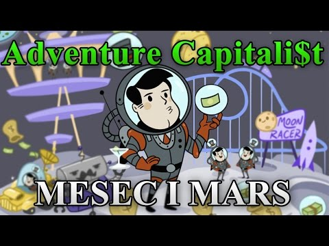 AdVenture Capitalist - Mesec i Mars - #2 (Gameplay)