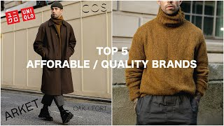 Best Cheap Clothing Brands