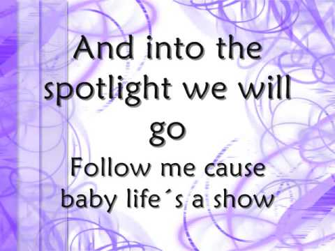 Hannah Montana Spotlight (With Lyrics) HQ