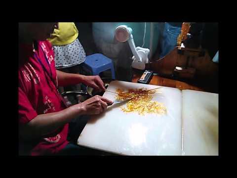 Fuzhou's Sanfang Qixiang - Sugar Art