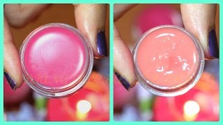 how to make your own lip balm at home in 5 minutes for soft pink lips