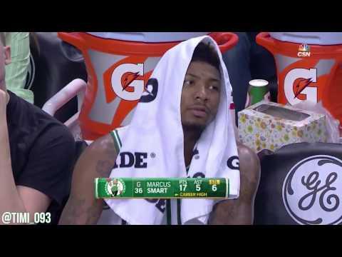 Marcus Smart Highlights vs Philadelphia 76ers (21 pts, 5 reb, 5 ast, 8 stl)