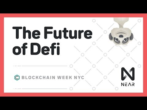 Future of DeFi — Panel | NY Blockchain Week