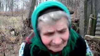 Исповедь бабушки Антонины, д.Макарово, Смоленская область. Автор видео Олег Козлов