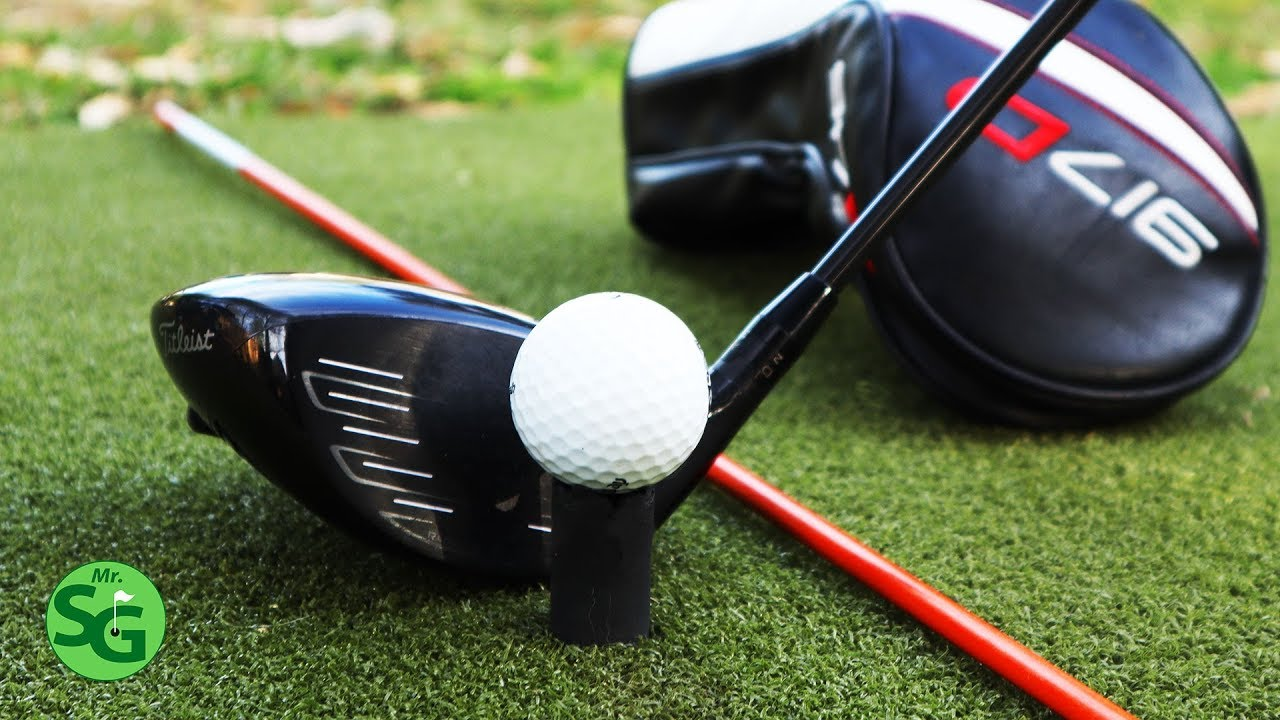 Hit Driver Straight: How To Drive A Golf Ball Straight
