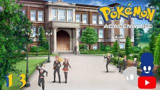 D&T Juega Pokemon De La Academia De La Parte De La Vida 13