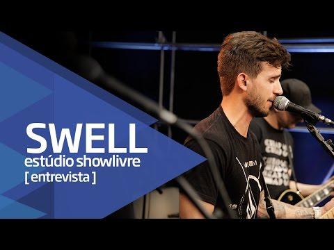 """""""Hoje eu me sinto tão bem"""" - Swell no Estúdio Showlivre 2016"""